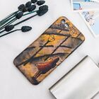 Hand-Drawing Painting  Genuine Leather Iphone Case orther Handphone Available