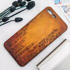 Hand-Drawing Painting Leather Iphone Case orther Handphone Available