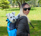 MorralPET BACKPACK Carrier Dog Cat Sport Cycling Motorcycle Walking Hiking Pet