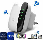 300Mbps Wireless Wifi Router Repeater Long Range Extender Booster Internet SO