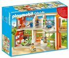 PLAYMOBIL 6657 City Life Furnished Childrens Hospital (291 Pieces) Brand New
