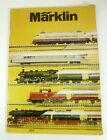 Marklin HO Train Catalog 1975 E With Retail Pricelist - 96 Pages