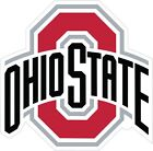 "Ohio State Buckeyes Color Vinyl Decal Sticker - You Choose Size 2""-28"""