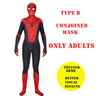 US!Spider-Man Far From Home Adult Kids Peter Parker Zentai Cosplay Costume Suit