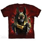 Anubis Soldier T-Shirt by The Mountain. Spiritual Cultural Sizes S-5XL NEW image