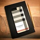 Fashion For iPhone XS Max XR For Samsung Galaxy S9+ Note 9 8 7 Burberry214 Cases