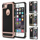 For Iphone 6 6s 8 7 Plus Case Hybrid Hard Heavy Duty Shockproof Rubber Cover