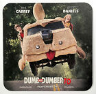 Dumb and Dumber To -  Vintage Promotional Hollywood Beer Coaster - RARE!