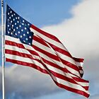 American Flag 4x6 + Free Affiche. Vivid Colors with UV Protection