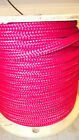 "3/4"" x 145' Double Braid Rope, Arborist Bull Rope, Rigging Line, Hoist Line, NEW"