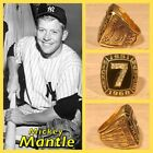 New York Yankees Kickey Mantle Hall Of Fame Induction Ring Size 11