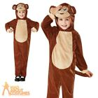 Kids Lion Costume Boys Girl Jungle Book Week Day Zoo Toddler Fancy Dress Outfit