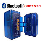 Auto ELM327 V2.1 OBD2 II Bluetooth Scanner Diagnostic 5V 3A Step Down Converter