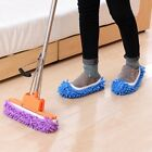 Chenille Micro Fiber Slipper Shoe Cover Slippers Mop Floor Dust Cleaning Tools T
