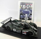 Autoart 1/18 Scale diecast  80353 Bentley Speed 8 LeMans 2003 2nd Signed card