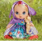 Baby Alive Once Upon a Baby: Forest Emma (Blonde Straight Hair) NEW Bunny Doll