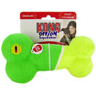 KONG Silent or Squeak ON-OFF Squeaker Dog Toy
