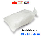100x -> 50x85cm WOVEN LARGE HEAVY DUTY RUBBLE SAND BAG SACKS POLYPROPYLENE CHEAP