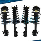For+1992+1993+1994+Toyota+Camry+Lexus+ES300+Front+Rear+Struts+w%2FCoil+Spring+3%2E0L