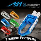 CNC Billet Wide Rider Touring Foot Pegs Fit Triumph Speed Triple 1050 1050R 955i $43.5 USD on eBay