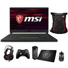 "MSI GS65 Stealth 15.6""144Hz 7ms Core i7-8750H RTX 2080 2070 2060 Gaming Laptop"
