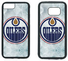 EDMONTON OILERS PHONE CASE COVER FITS iPHONE 6 7 8+ XS MAX SAMSUNG S6 S7 S8 S9+ $13.5 USD on eBay