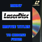 LASERDISC Movies - many titles to select from! --EXCELLENT CONDITION-- $30.0 AUD on eBay
