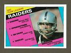 1984 TOPPS FOOTBALL #1 thru #200 - PICK ANY CARD(S) YOU NEED -- NMMT or better