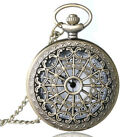 MENS POCKET WATCH CHAIN STEAMPUNK ANTIQUE RETRO SKELETON VINTAGE WATCHES UNISEX <br/> UK SELLER -STEAMPUNK DESIGNS- FREE UK NEXT DAY DELIVERY