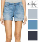 NWT Womens Calvin Klein Denim Shorts