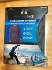 NEW RUSSELL PERFORMANCE L2 ACTIVE BASE-LAYER WITH STRETCH MENS CREW GREY STORM
