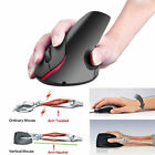 Wireless Ergonomic Gamming Mouse 2.4G Optical PC Vertical Mice For Laptop PC