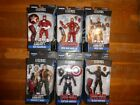 6 Marvel Legends NUKE BLACK PANTER ANT-MAN NICK FURY Action Figures BAF WAVE