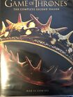 Game Of Thrones Season 2 The Complete Second Season DVD Game Of Thrones DVD
