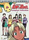 Love Hina - Complete Collection (DVD, 2006, 6-Disc Set, Anime Legends)