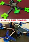 tbs source one v1 or v2 arm guards - soft motor mounts drone fpv gopro hero 3D