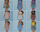 Assorted Lot 2 of Dresses Outfits for Curvy Doll Genuine BARBIE Fashion