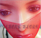 Hot Male Female Sheer Nylon Unisex Mask Pantyhose Transparent Funny Hoods Cover
