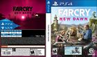 FAR CRY NEW DAWN (PLAYSTATION 4 PS4) REPLACEMENT CASE, NO GAME