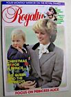 ROYALTY MONTHLY MAGAZINE Vol 3 No 6 1983 Princess Alice Queen in Kenya Kennedys