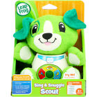Leap Frog Sing & Snuggle Scout Eductional Childrens Baby Toy