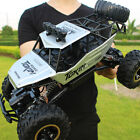Monster Truck 2.4G RC Rock Climbing Car Off-Road Remote Control Drift Nitro US