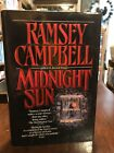 1st edition 1st printing of Midnight Sun by Ramsey Campbell!! Very Nice!!