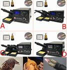 60W Professional Laser Pyrography Machine Gourd Wood Burning Kit w/ 20 Wire Tips