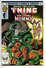 Marvel Two-In-One 95 1983 NM- Thing Living Mummy Serpant Snake Bondage