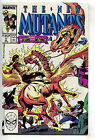 New Mutants 77 1st Series Marvel 1989 NM Cannonball