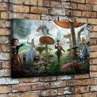 Alice Movie HD Canvas print Painting Home decor Poster Room Wall art Picture