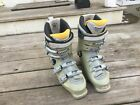 Salomon Sensifit W atomic Evolution 8.0 250 39 Size 7.5 Ski Boots White