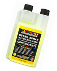 Detail Spray - Waterless Wash - Clay Lubricant - Glass Cleaner - Concentrate 16