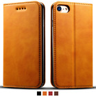 Leather Wallet Phone Case Flip Cover for IPhone 6/6P/7/7P/8/8P/XR/XS MAX/XS